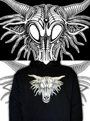 Alien Baphomet